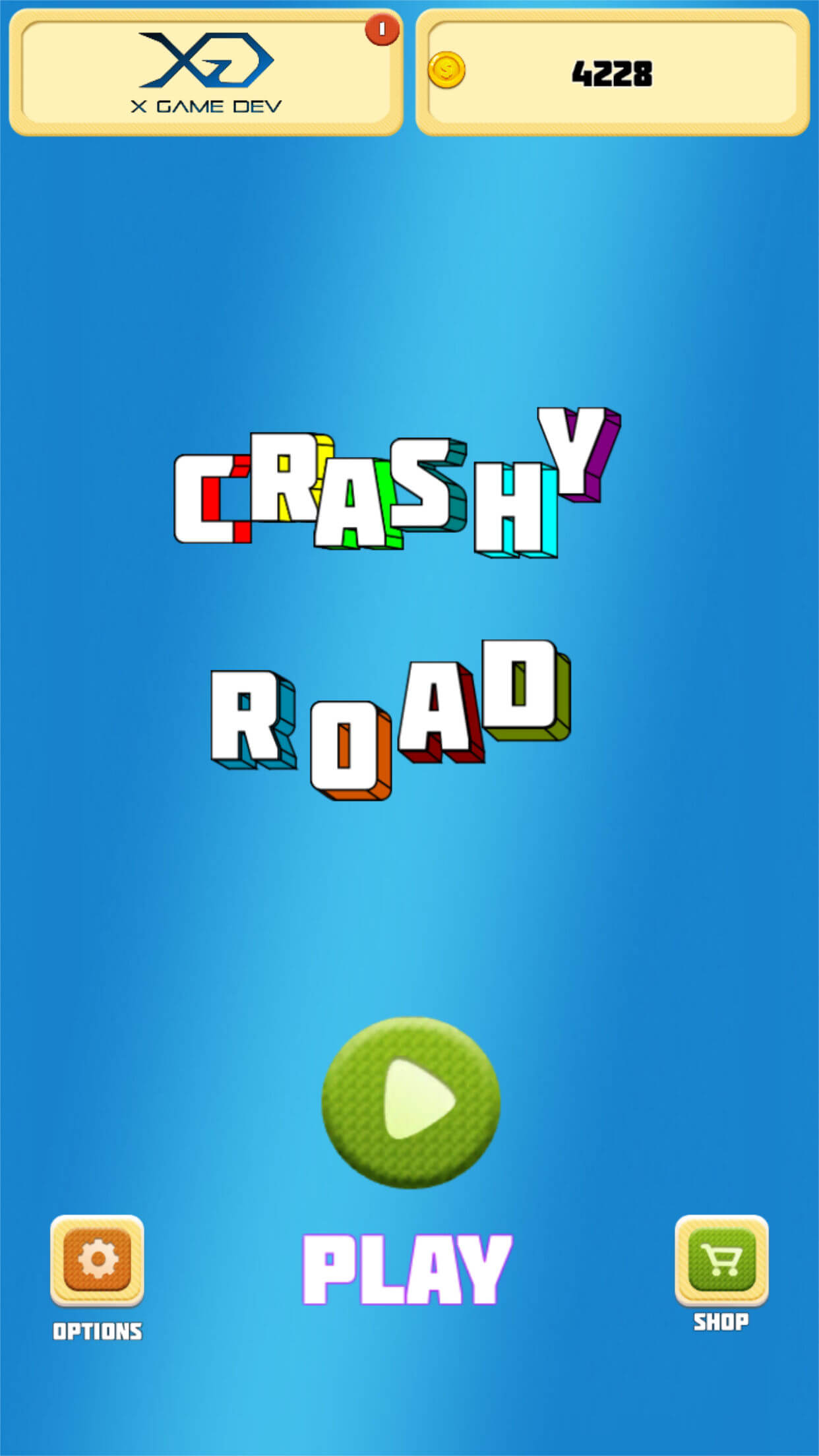 Crashy Road